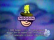Phred Noggin logo 2000