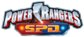 Power Rangers SPD Logo