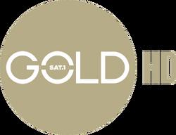 Sat.1 Gold HD Logo 2019