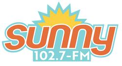WGUS-FM Sunny 102.7