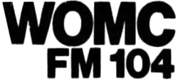 WOMC Detroit 1979