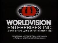 1989-1994 Worldvision logo