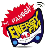 91.5 Energy FM Logo 2003