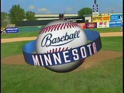 Baseball Minnesota logo