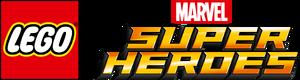Lego Marvel Super Heroes Logo