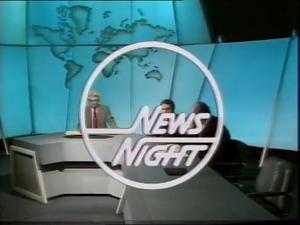 Newsnight 1981