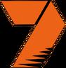 Seven Sport Orange:Black