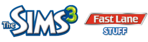 Sims3-fastlane-stuff-logo
