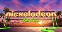 Sponge on the run Nickelodeon Movies logo