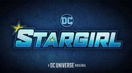 Stargirl (DC) titlecard