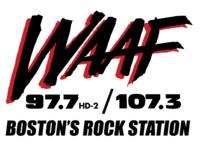 WAAF 107.3 97.7 HD-2
