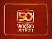 WKBD-TV's Channel 50 ID From 1983