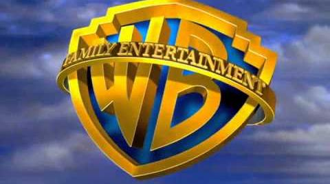 Warner Bros Family Entertainment logo (2003- )