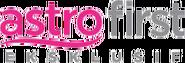 Astro first ekskusif logo