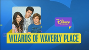 DC Australia Wizards of Waverly Place Bumper