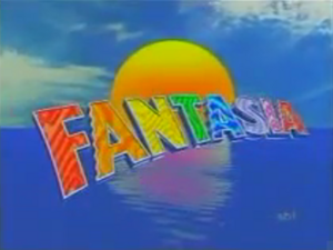 Fantasia 2007-2008 afternoon logo