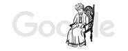 Google Annie Besant's 168th Birthday (Version 2)