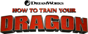 How to Train Your Dragon 2019 logo