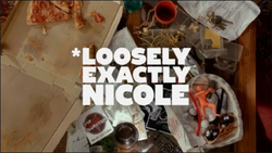 Loosely Exactly Nicole.