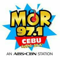 MOR 97.1 Cebu 2D Logo 2018