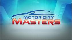 Motor City Masters Main Title