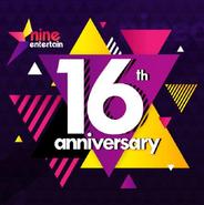 Nine Entertain 16 yrs