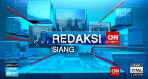 Redaksi CNN Indonesia siang 2018-present