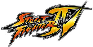 Street figher iv logo