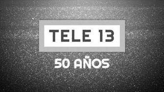 T13, 50 Años