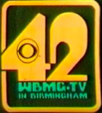 WBMG-TV 42 CBS 1972