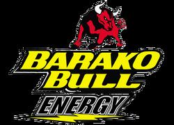 Barako Bull Energy logo, without pixel