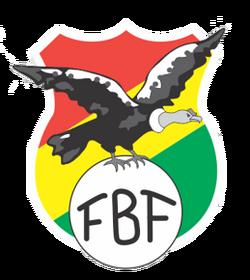 Bolivia 1963 logo