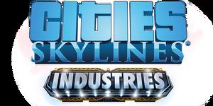 Cities Skylines - Industries Logo