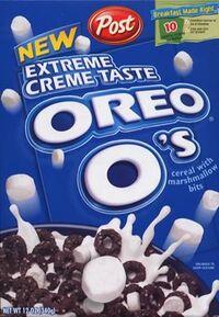 Extreme Creme Taste Oreo O's