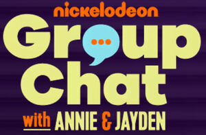 Group Chat with Annie and Jayden logo