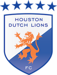 Houston Dutch Lions FC logo