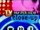 TV Guide Pay-Per-View Close Up