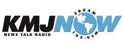 KMJ Now 580 AM 105.9 FM
