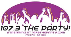 KPTY 1330 AM 107.3 The Party