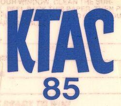 KTAC AM 85