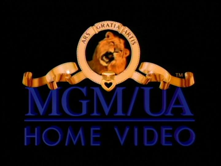 MGM UA Home Video 1993 Closing 2