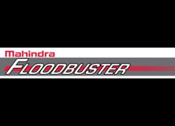 Mahindra Floodbuster Logo