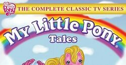 My Little Pony Tales DVD