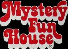 Mystery Fun House 1976 logo