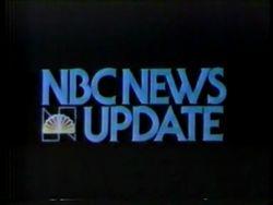 NBC News Update intro 1979