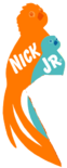 Nick Jr. logo used for Go, Diego, Go!