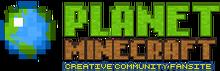 Planetminecraft logo-0