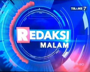 Redaksi malam 2013-16