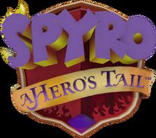 Spyro a hero s tail logo model by crasharki-daabozw