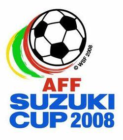 2008 AFF Suzuki Cup Logo
